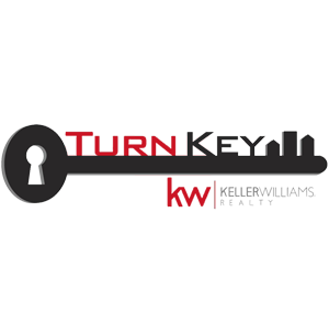 Turn Key Keller Williams Realty logo ind red and black - 300 px