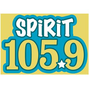 kfmk Spirit 105.9 logo