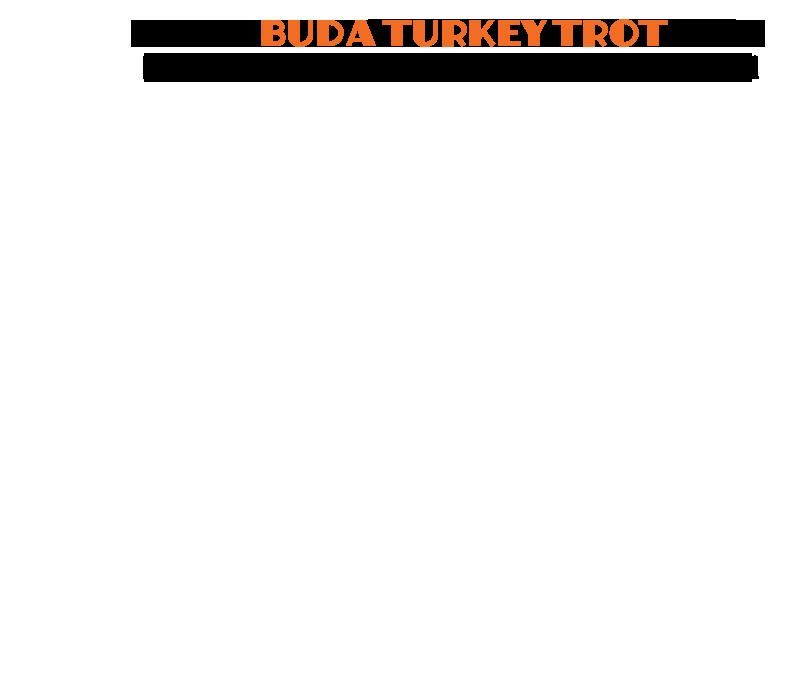Buda Turkey Trot web address text for Layer Slider - 800 x 699